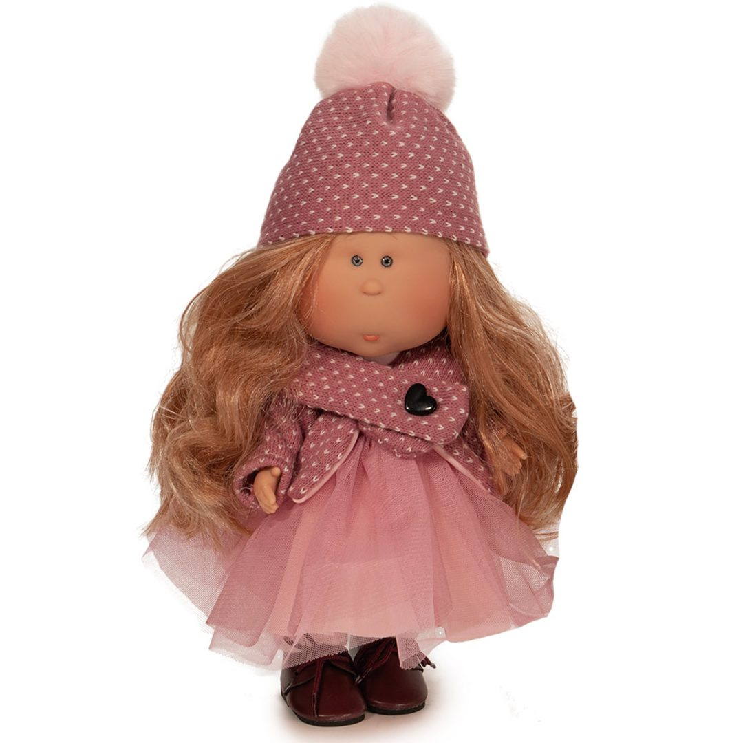 D'Nines Play Doll Nova Mary Shortle