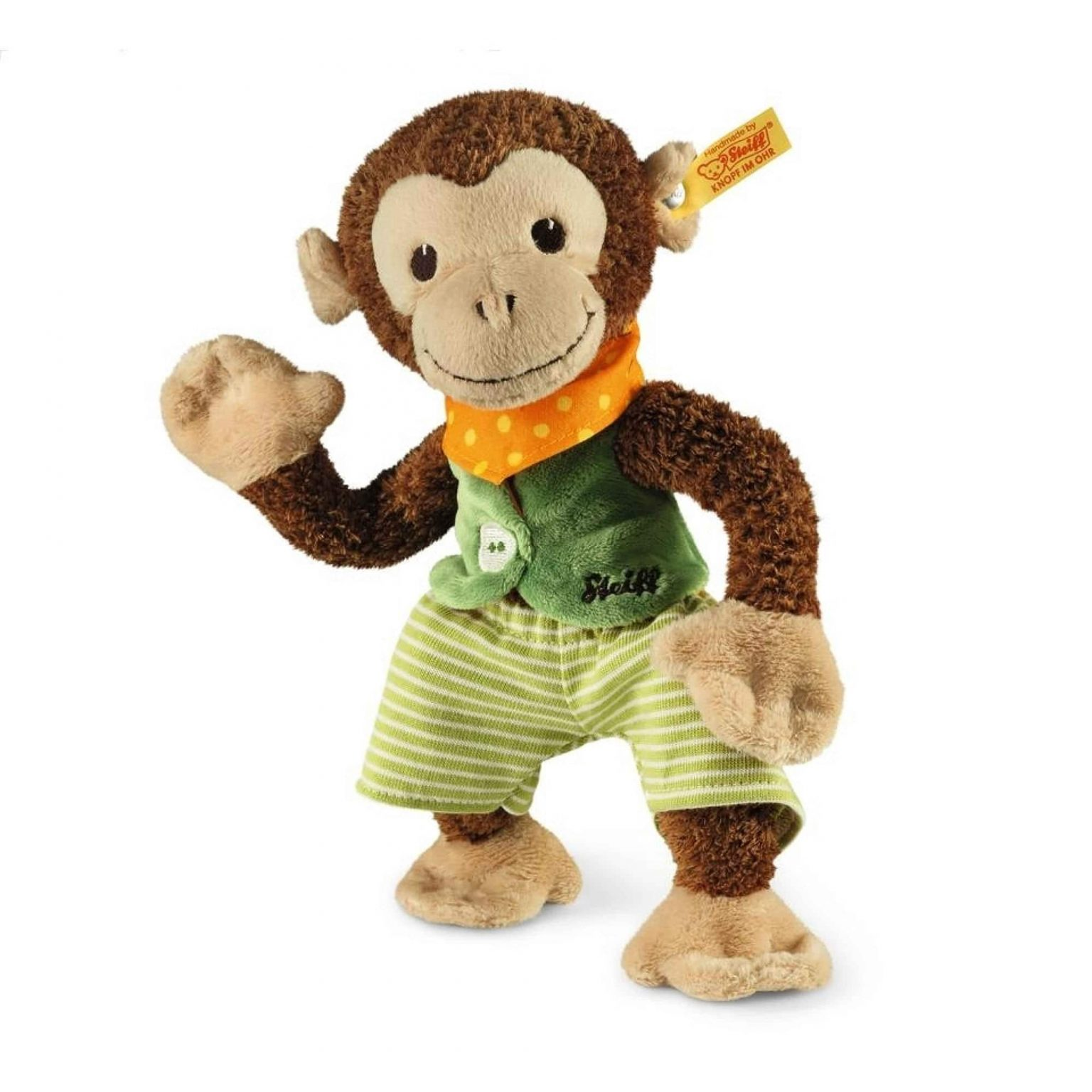 Jocko Monkey Steiff Teddy Bear Mary Shortle