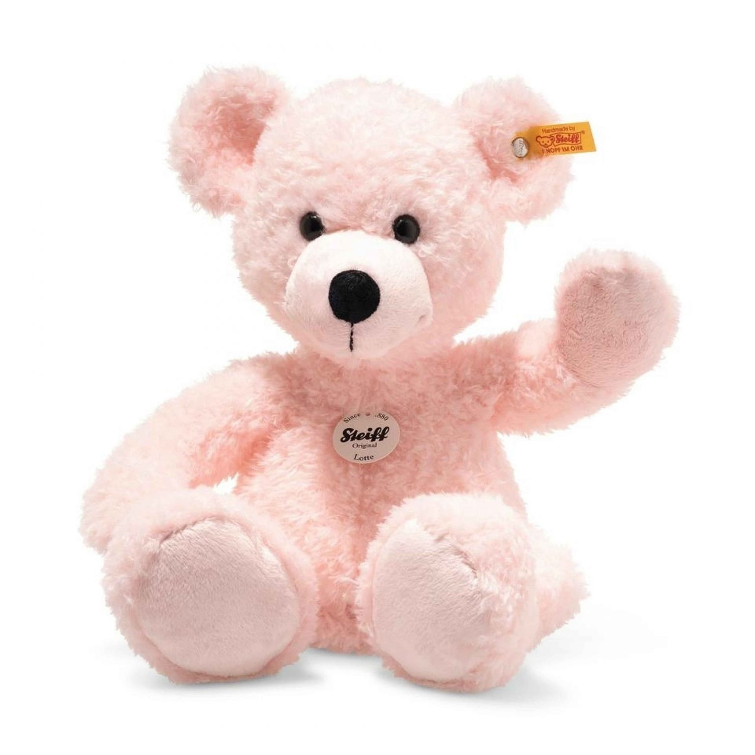 Lotte Pink Steiff Teddy Bear Mary Shortle