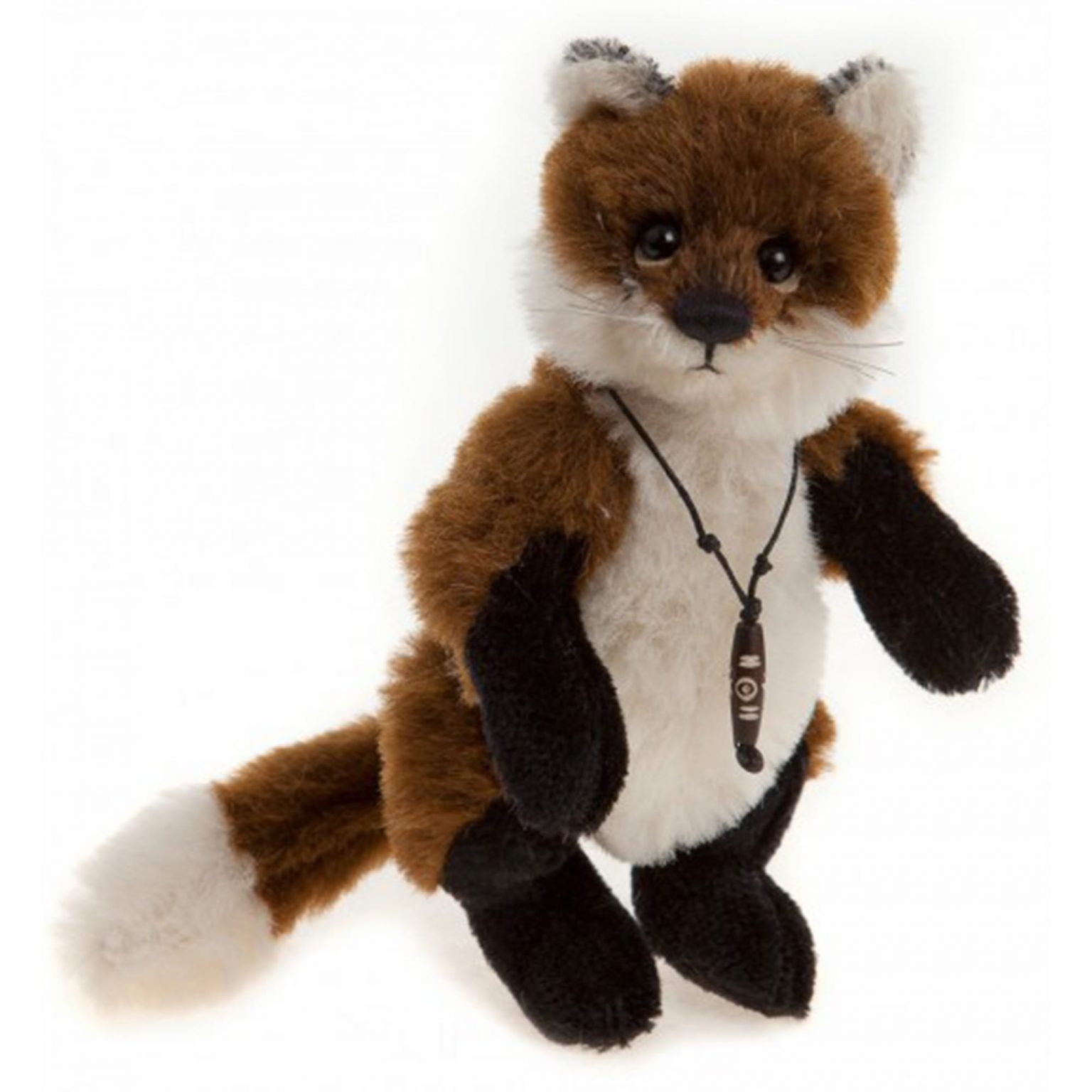 Minimo Townend Fox Teddy Bear Mary Shortle