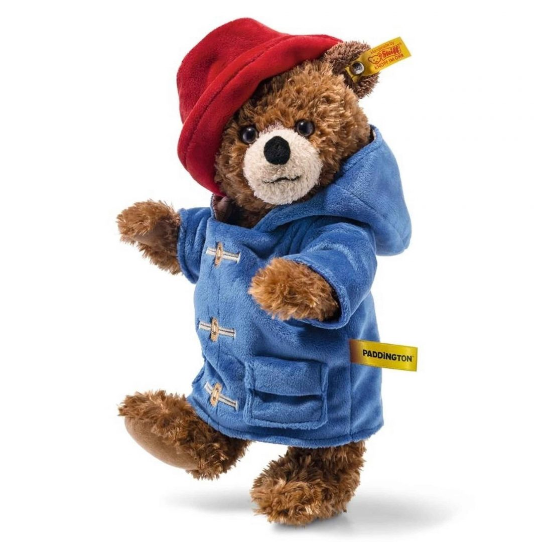 Paddington Bear Steiff Teddy Bear Mary Shortle