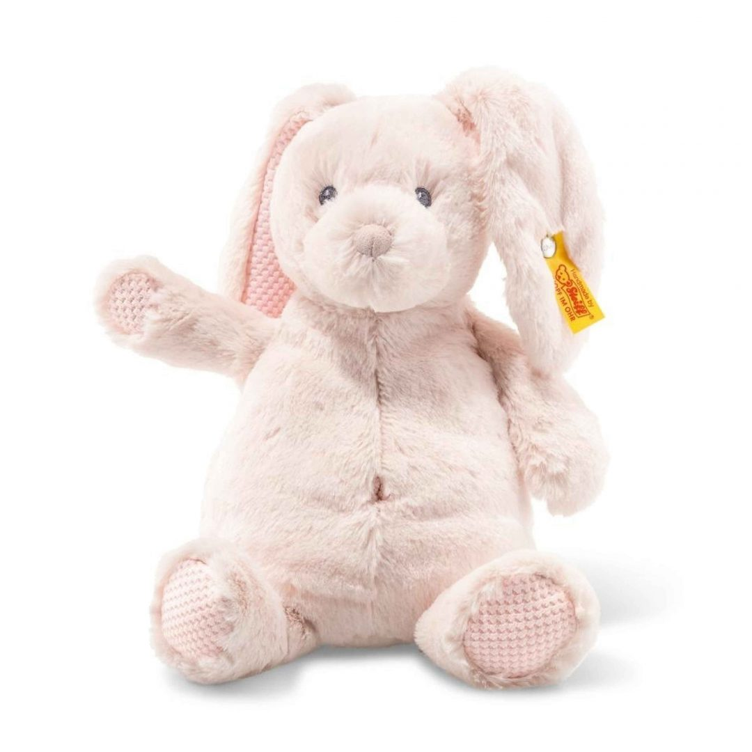 Soft Cuddly Friends Belly Rabbit Steiff Teddy Bear Mary Shortle