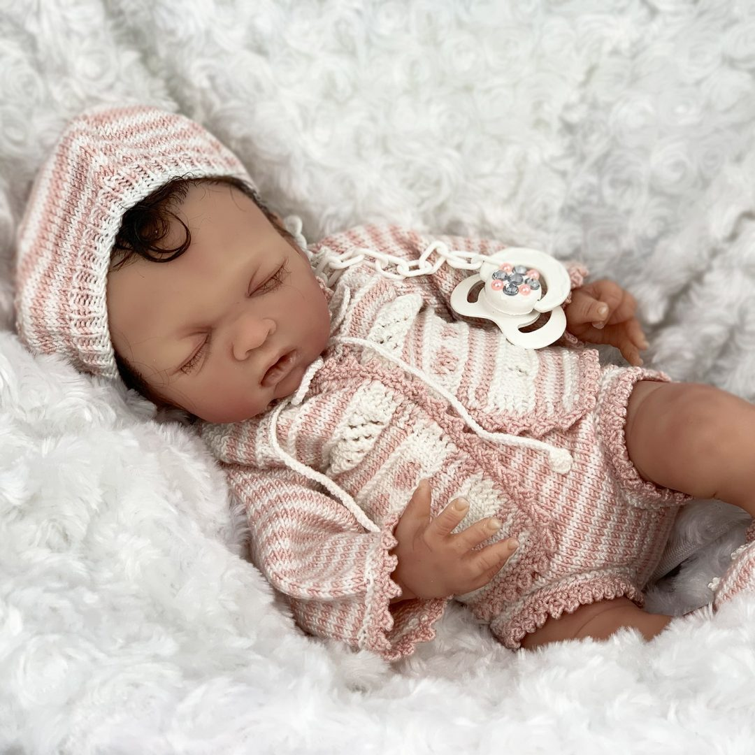 Sweet girl Partial Silicone Doll Mary Shortle