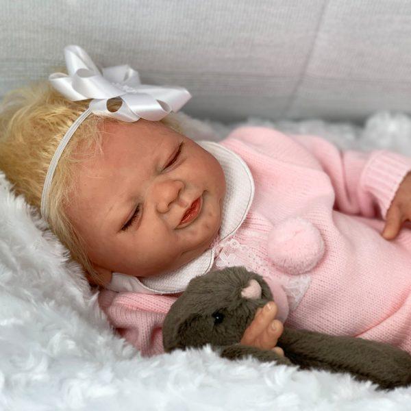 Angeli-Mae Reborn Baby Mary Shortle