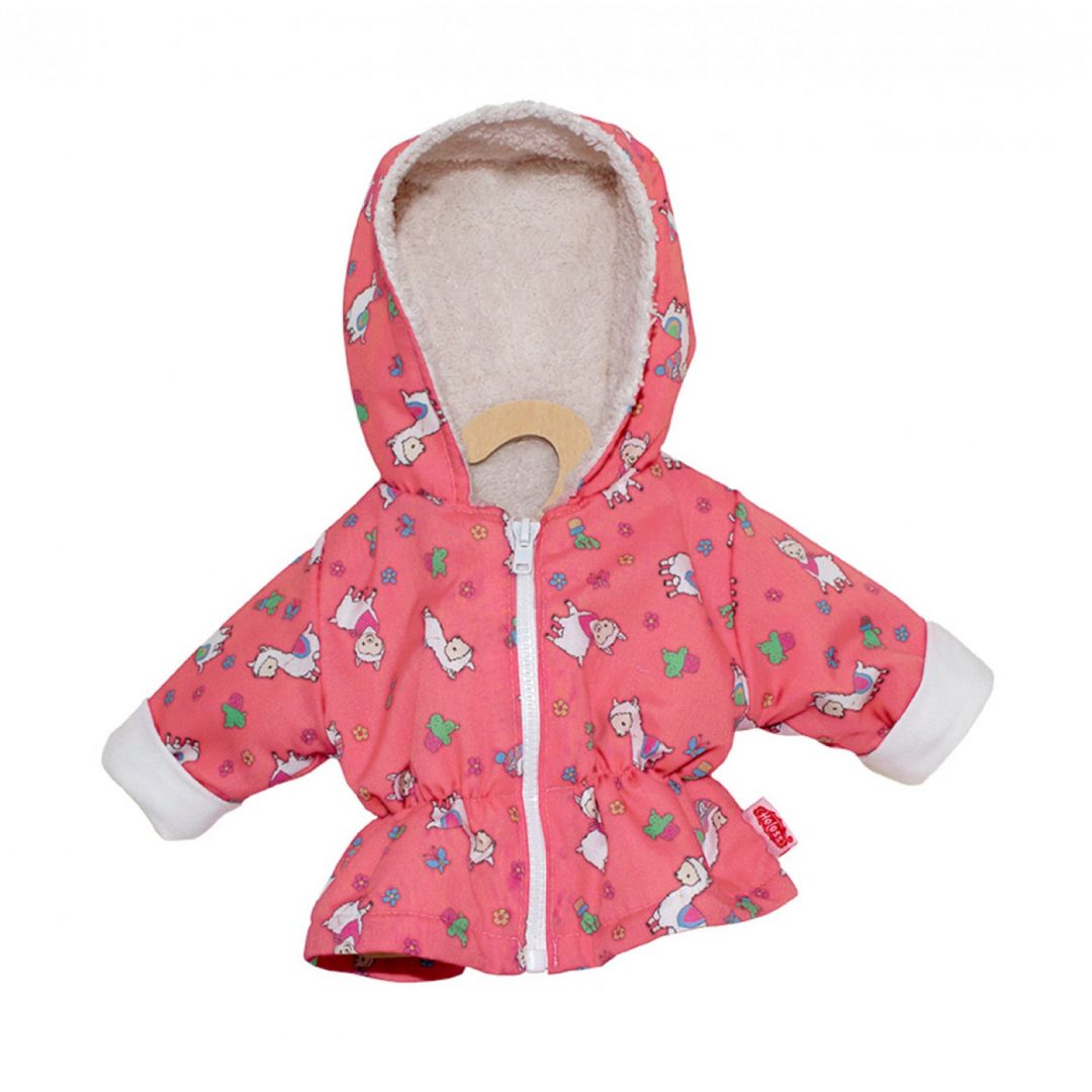 Anorak Alpaca Oscar Clothes Mary Shortle