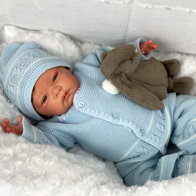 Billy-Joe Reborn Baby Mary Shortle