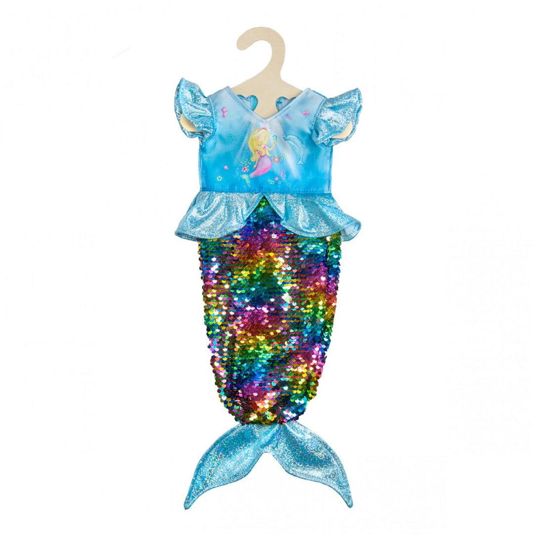 Dress Mermaid Ava with reversible sequins Clothes Mary Shortle