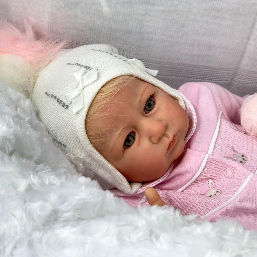 Heidi Reborn Baby Mary Shortle
