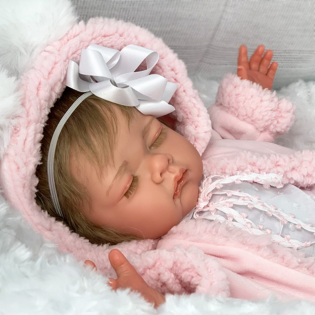 Reborn Baby Sofia Mary Shortle