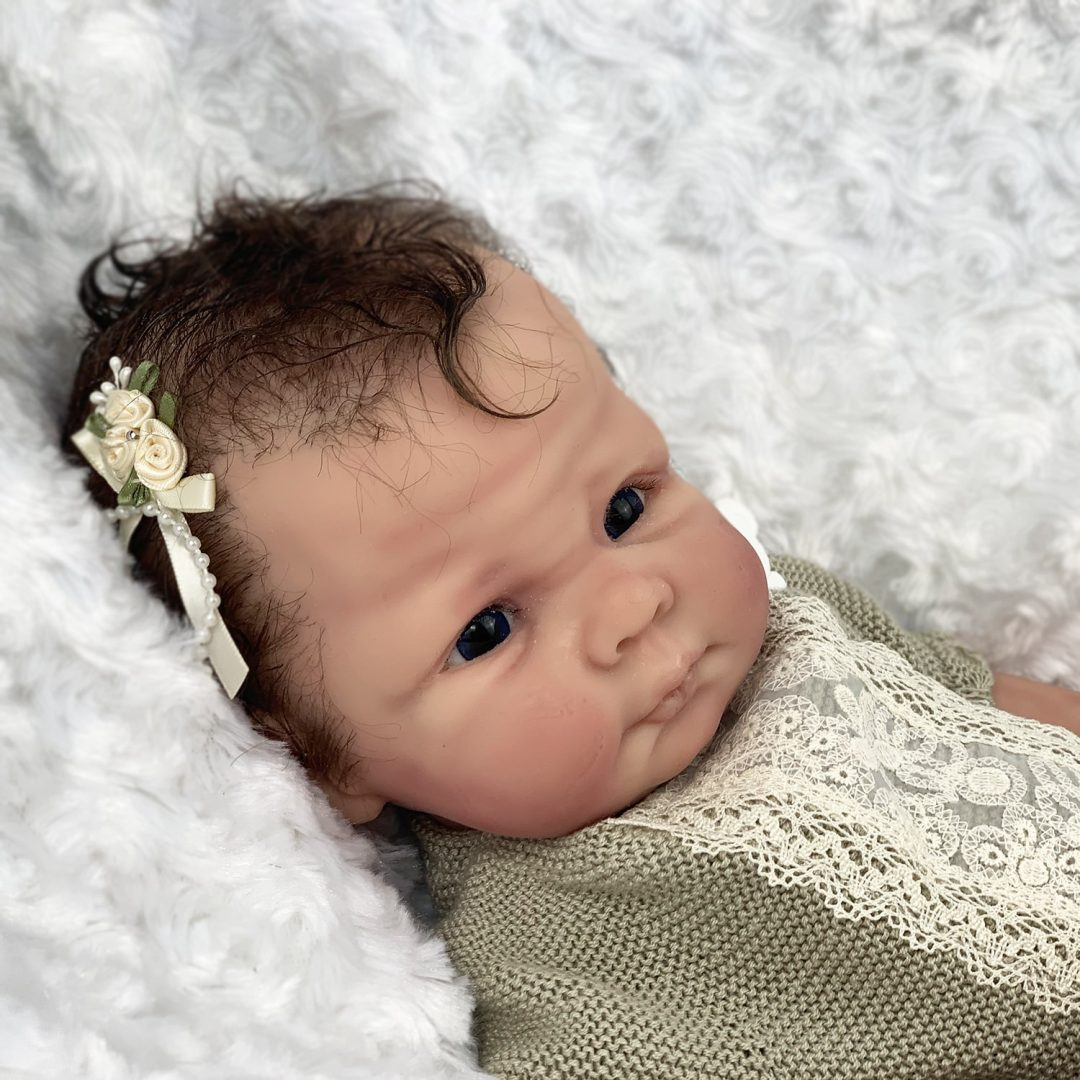 Sienna Silicone Doll Mary Shortle