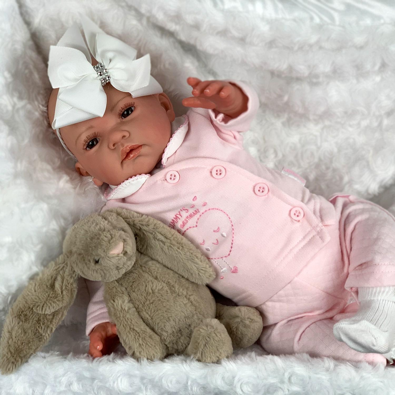Violet Reborn Baby Mary Shortle