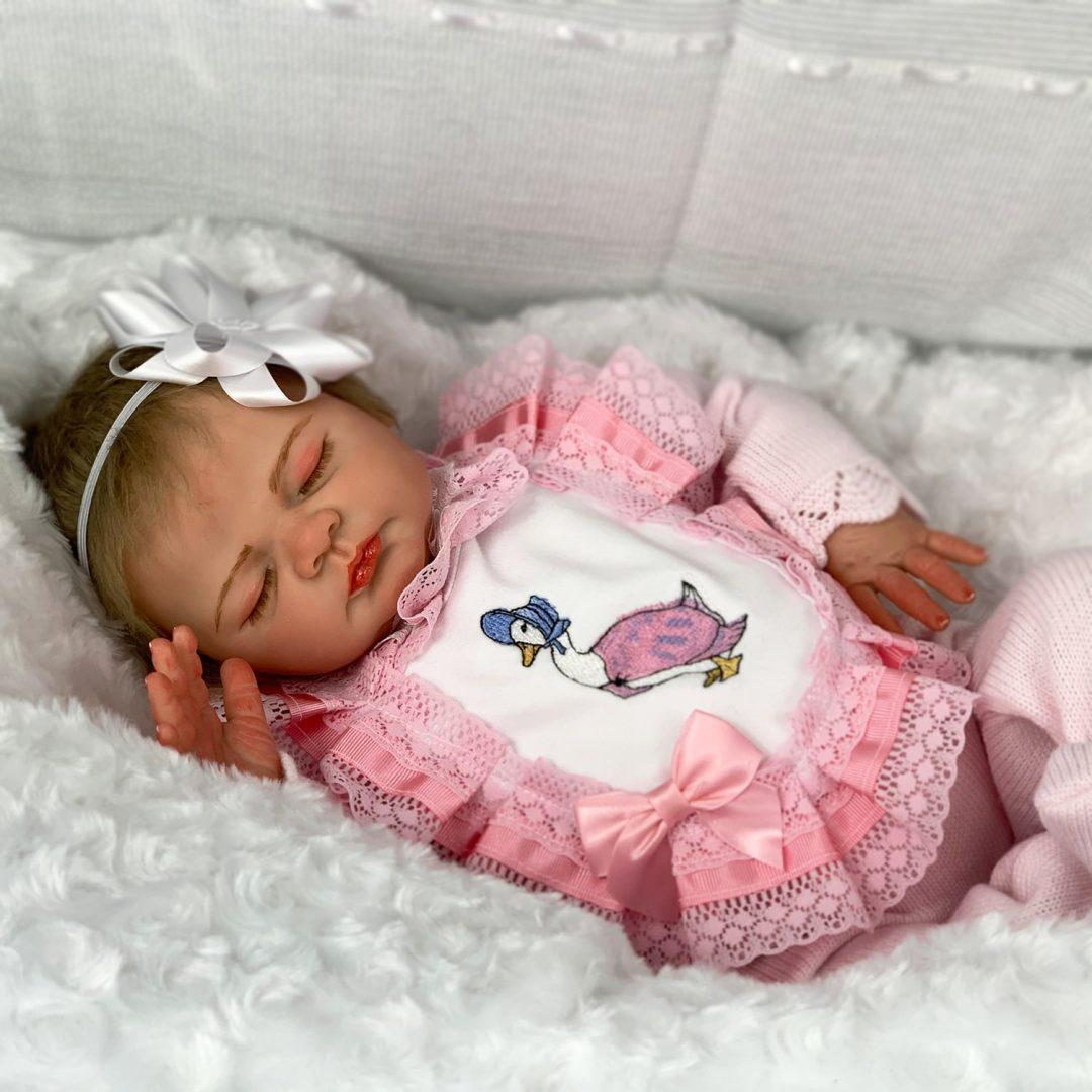 Yasmina Reborn Baby Mary Shortle