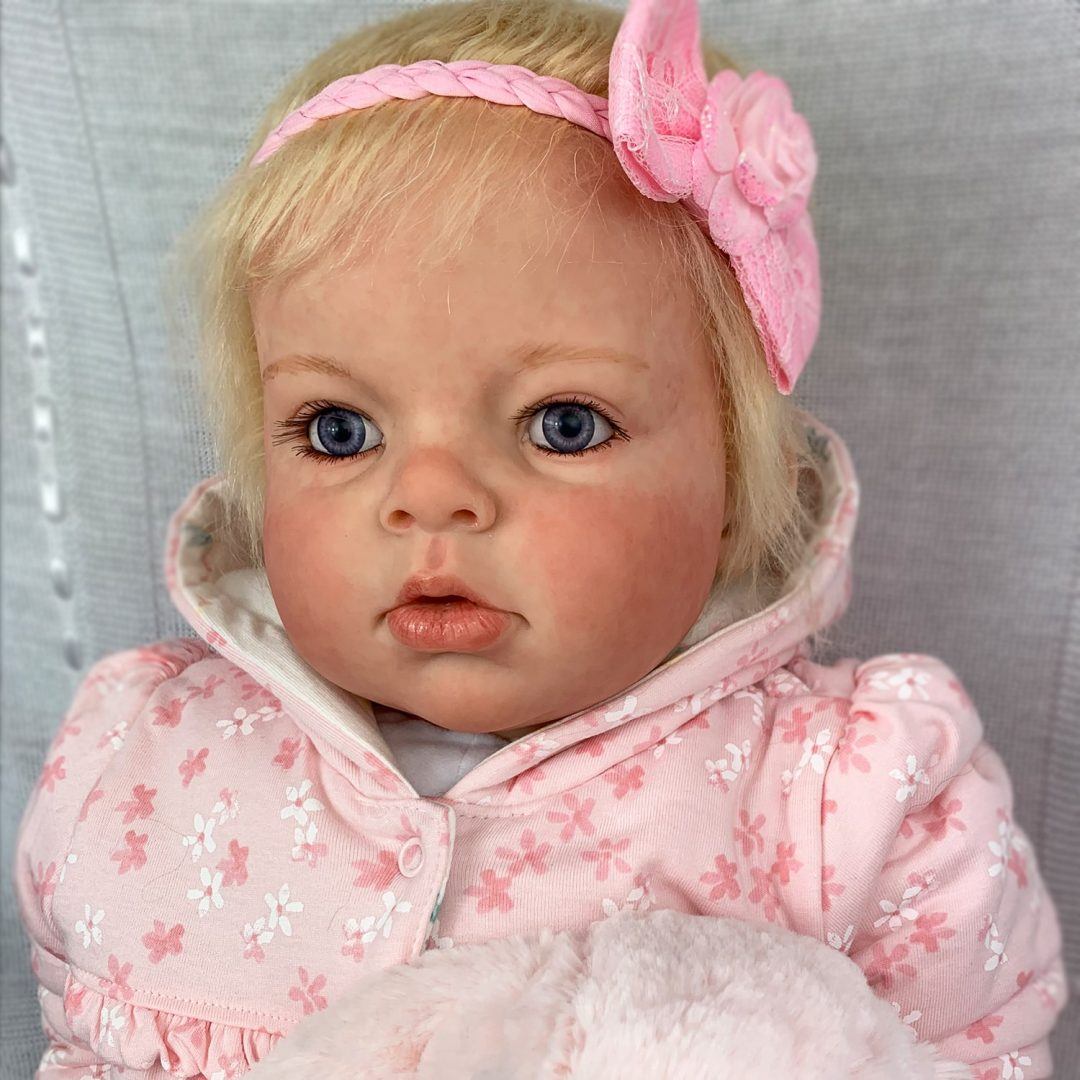 Arianna-Lou Reborn Toddler Mary Shortle