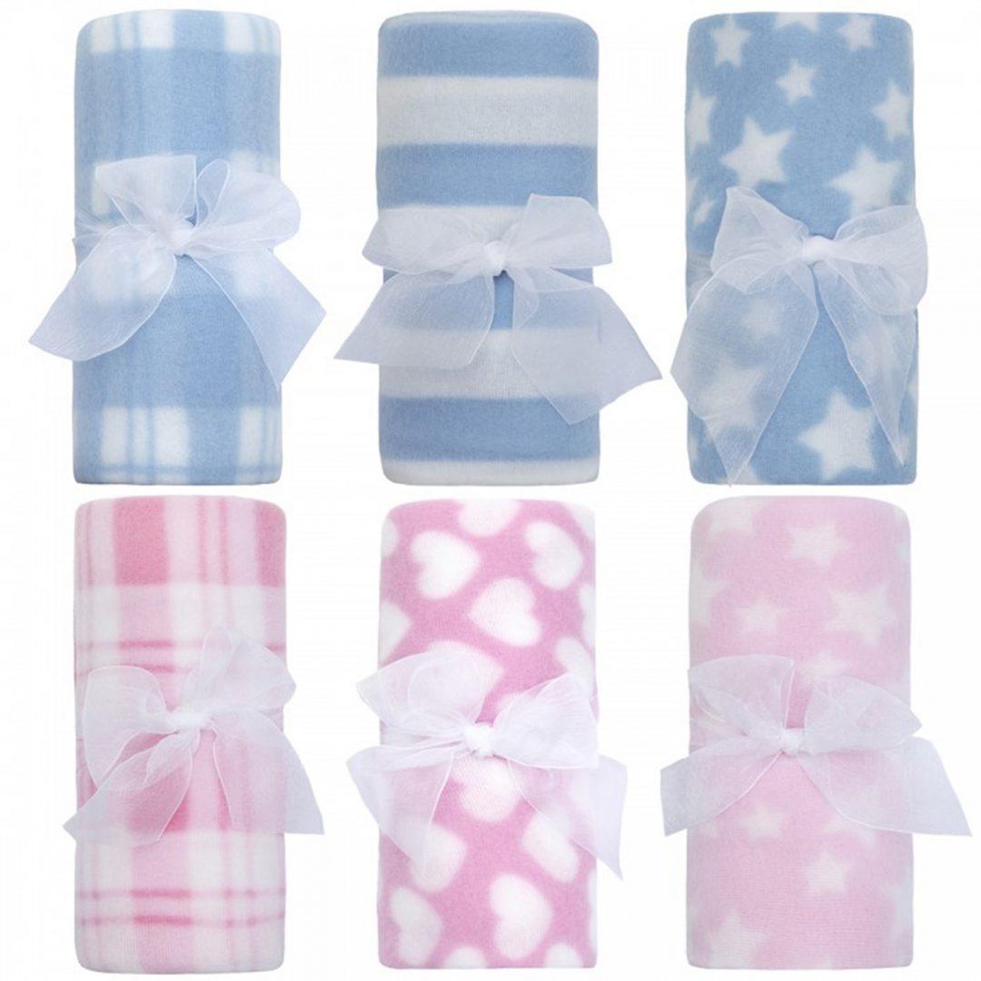 Baby Soft Fleece Blanket Mary Shortle