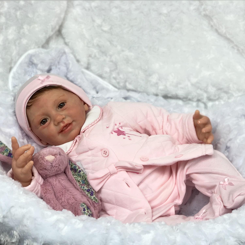Briana Reborn with Bunny Mary Shortle