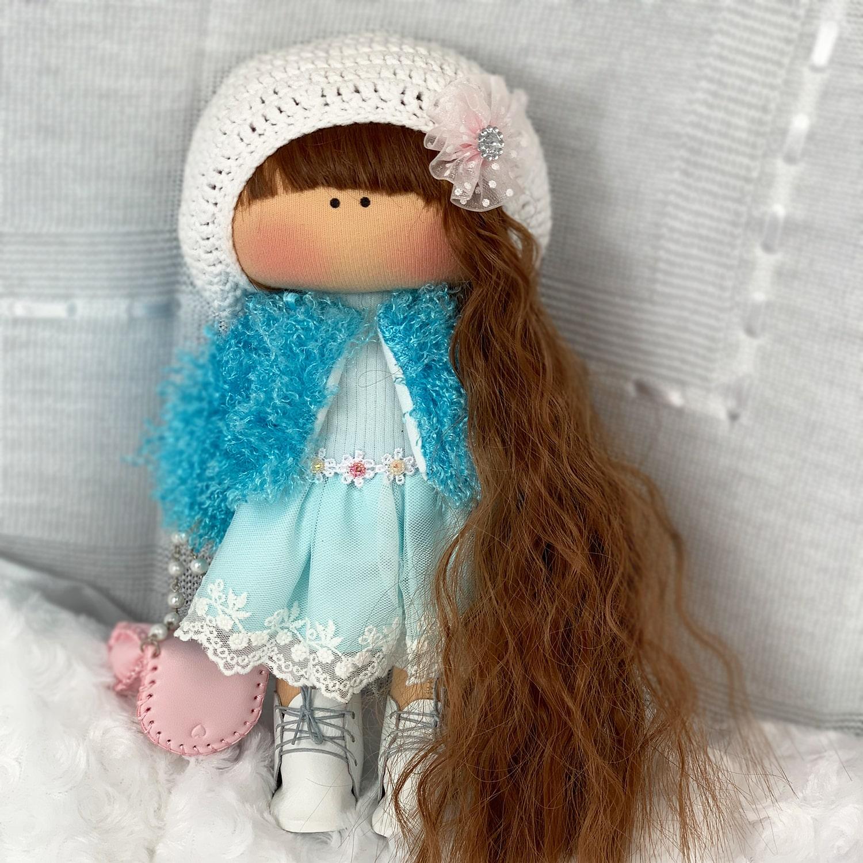 Brunette Russian Doll Mary Shortle