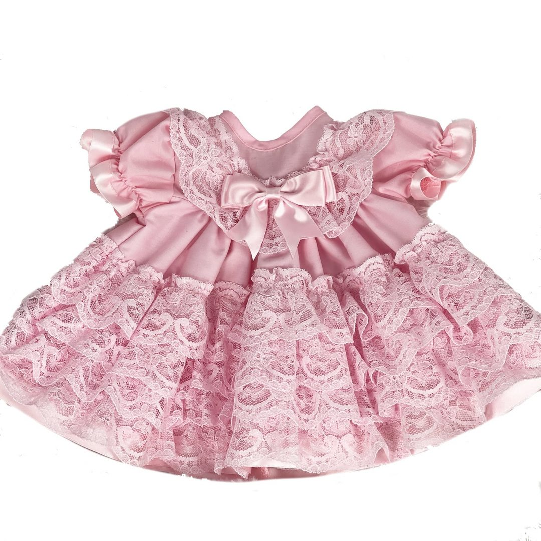 Deluxe Lace Dress Mary Shortle-min