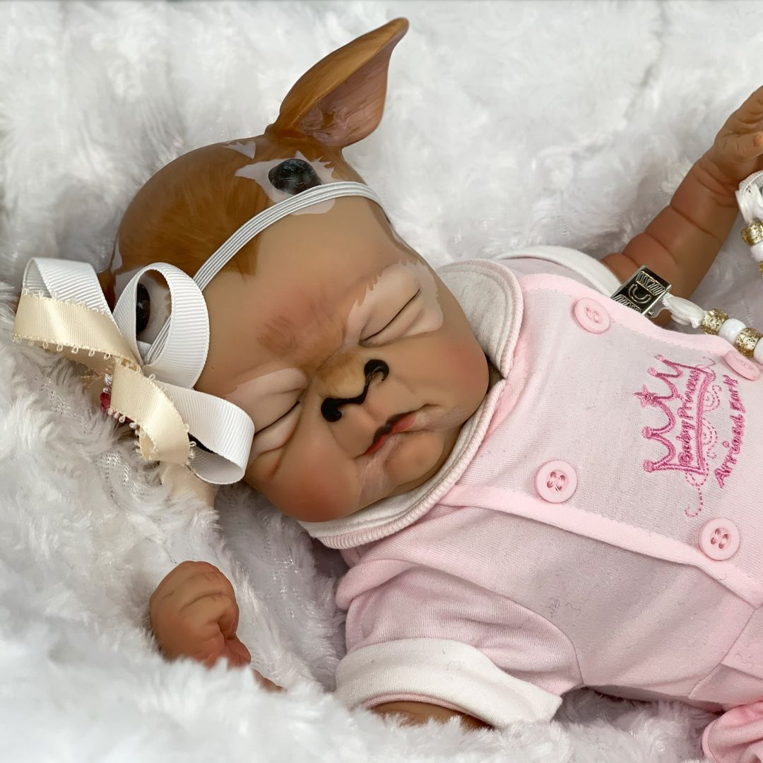Filipa Fawn Reborn Mary Shortle
