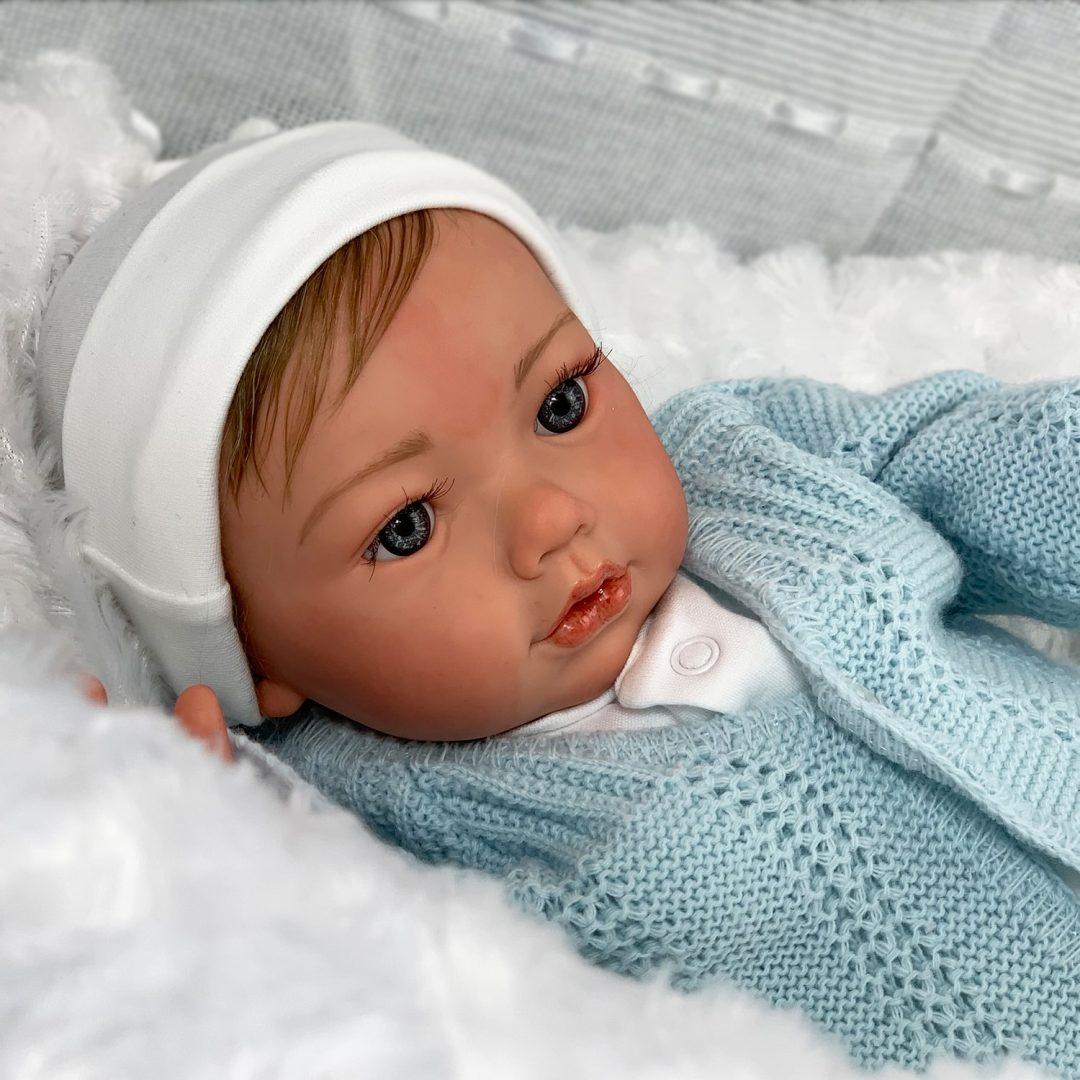 Michael Reborn Mary Shortle