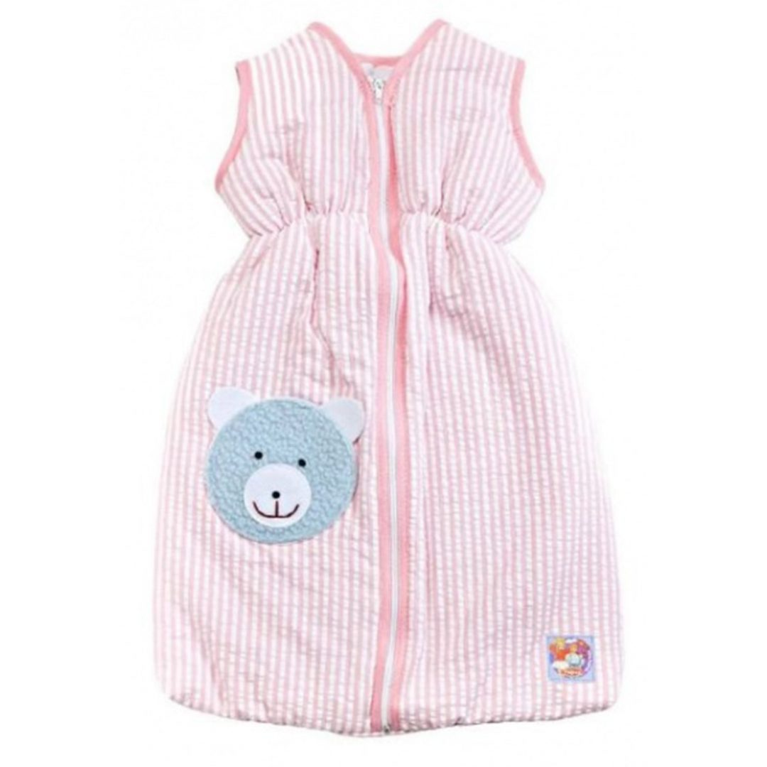 Pink Sleeping Bag Mary Shortle