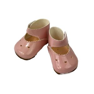 Pink Spanish Shoes Mary Shortle