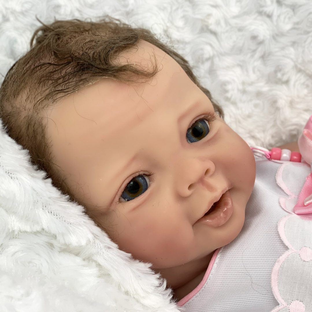 Piper Silicone Doll Mary Shortle