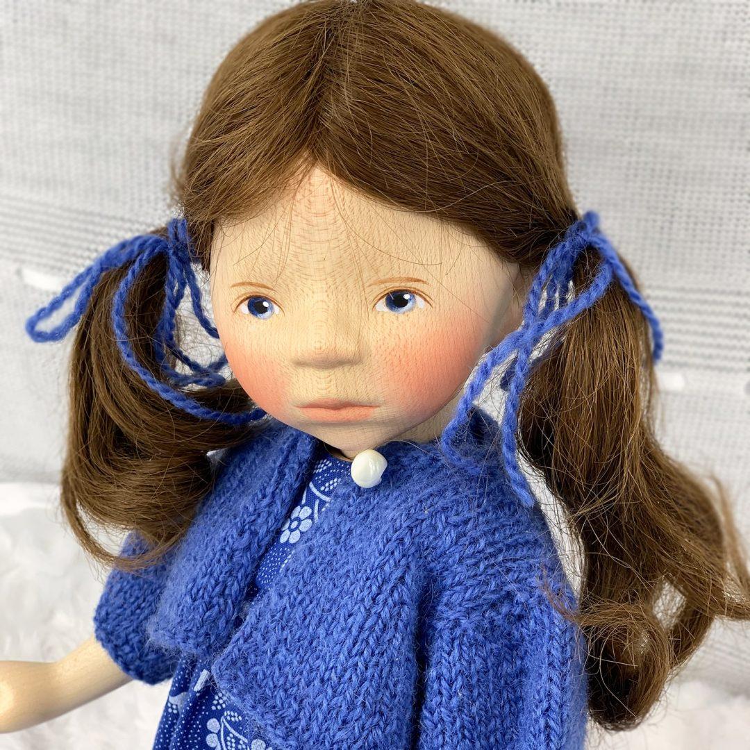 Pongratz Wooden Doll Mary Shortle