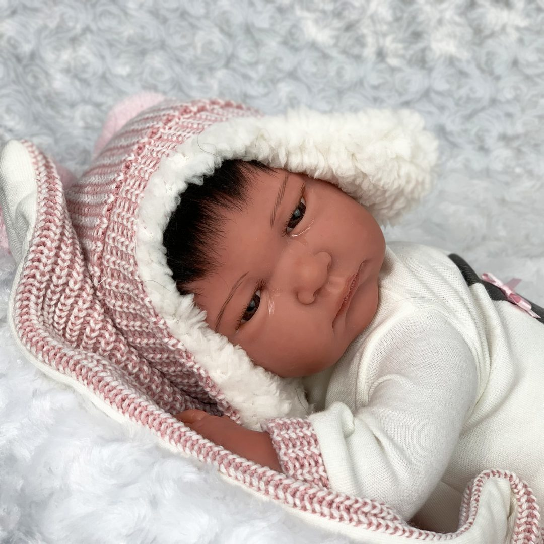 Serenity Llorens Reborn Mary Shortle