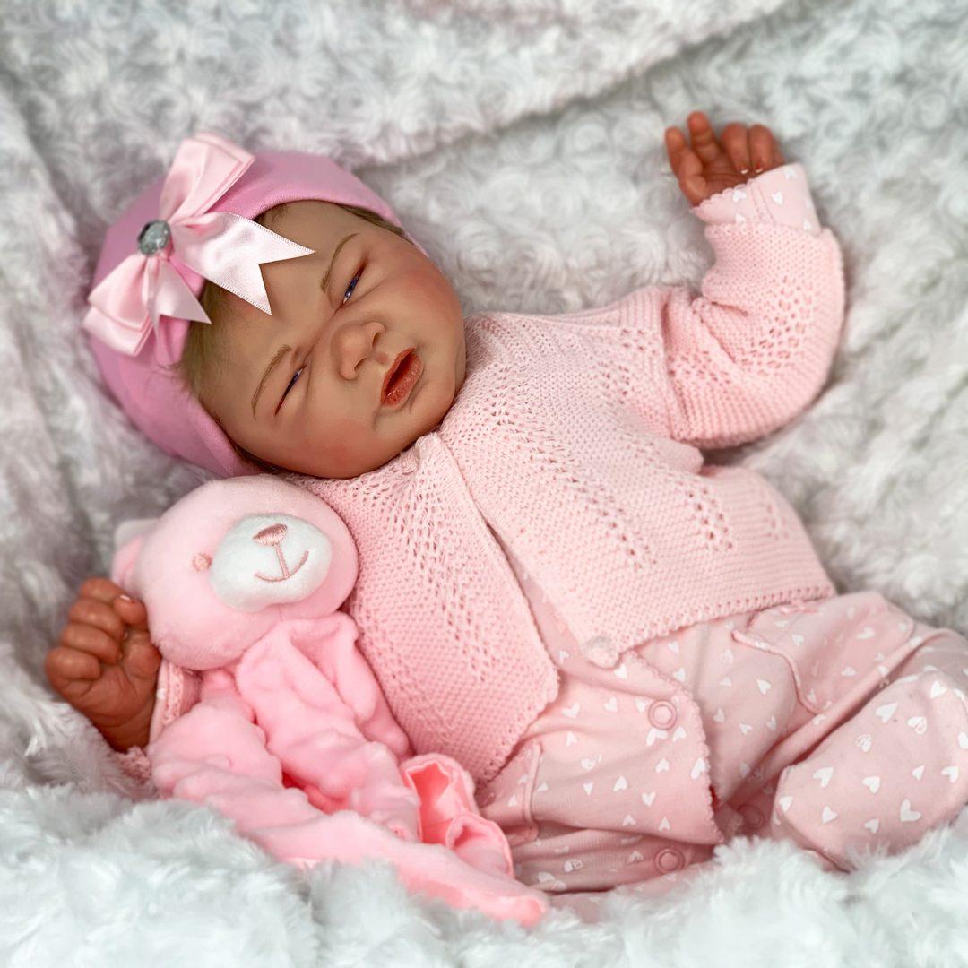 Valentina Reborn Girl Mary Shortle