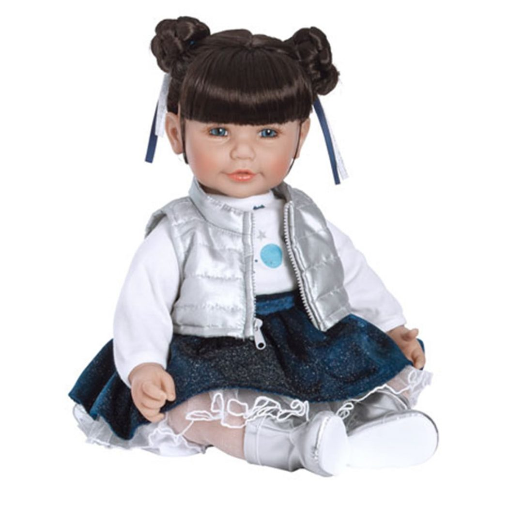 Adora ToddlerTime Doll Cosmic Girl Mary Shortle