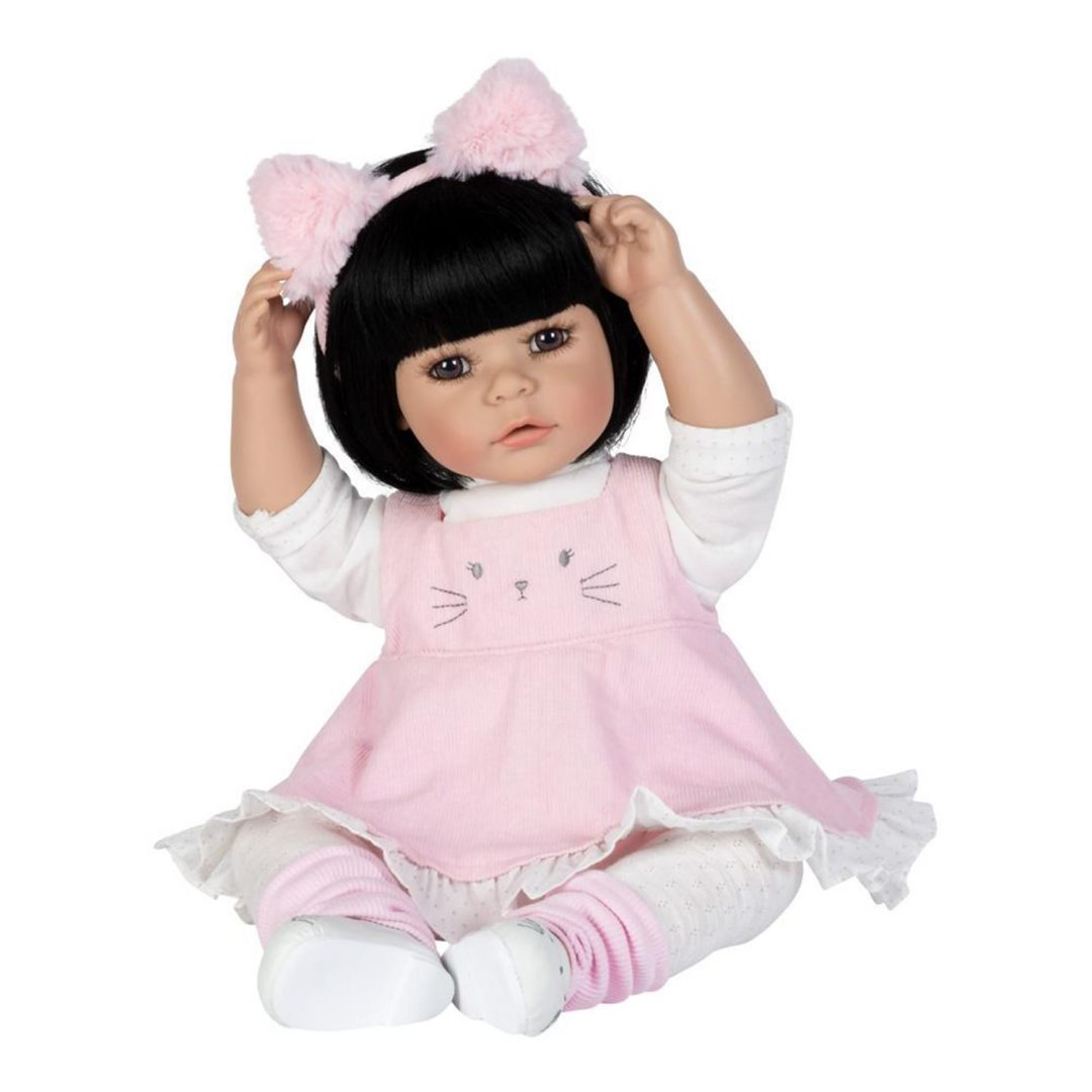 Adora ToddlerTime Doll Kitty Kat Girl Mary Shortle
