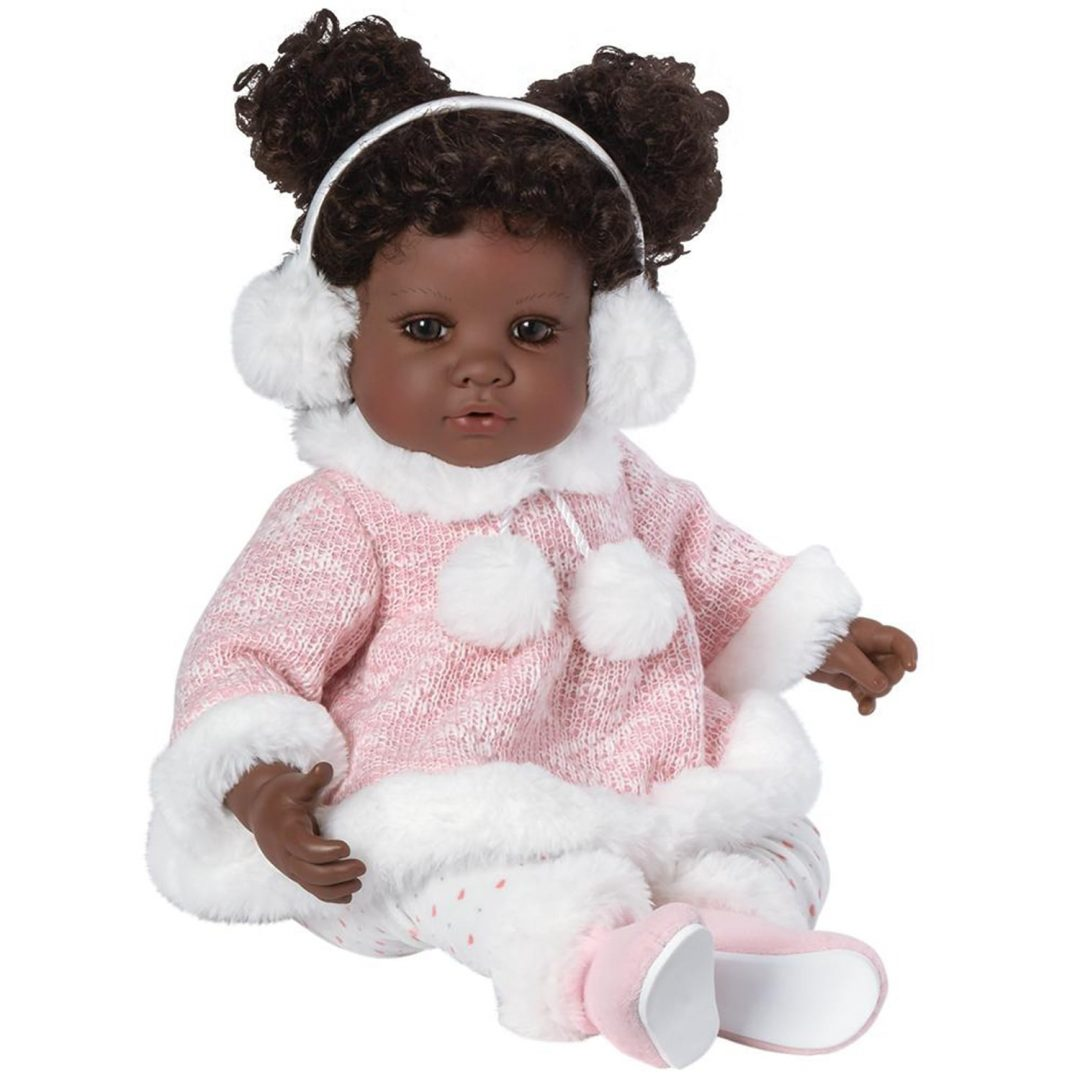 Adora ToddlerTime Doll Winter Dream Girl Mary Shortle