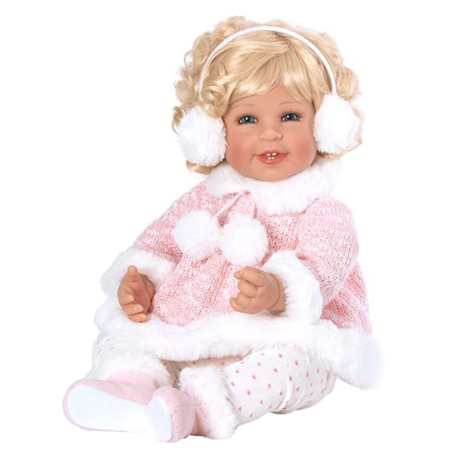 Adora ToddlerTime Doll Winter Wonder Mary Shortle