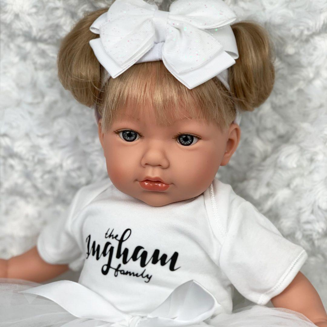 Alexa Play Doll The Ingham Family Mary Shortle