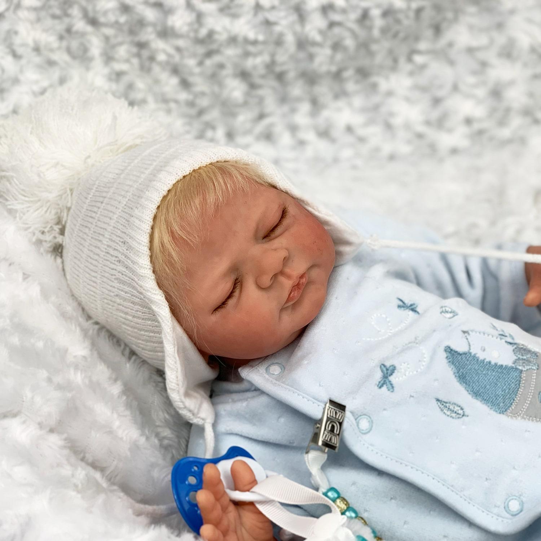 Andy-Joe Reborn Boy Mary Shortle