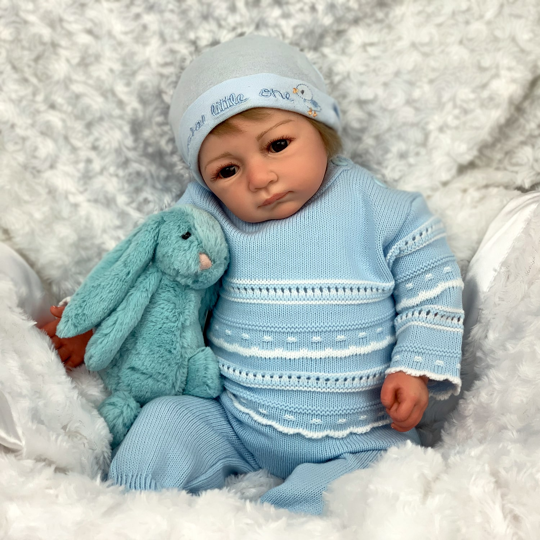 Anton Reborn Boy Mary Shortle