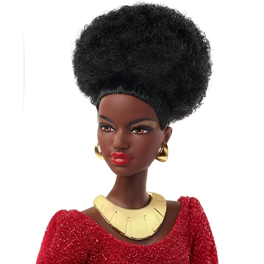 Barbie 40th Anniversary First Black Barbie Doll Mary Shortle