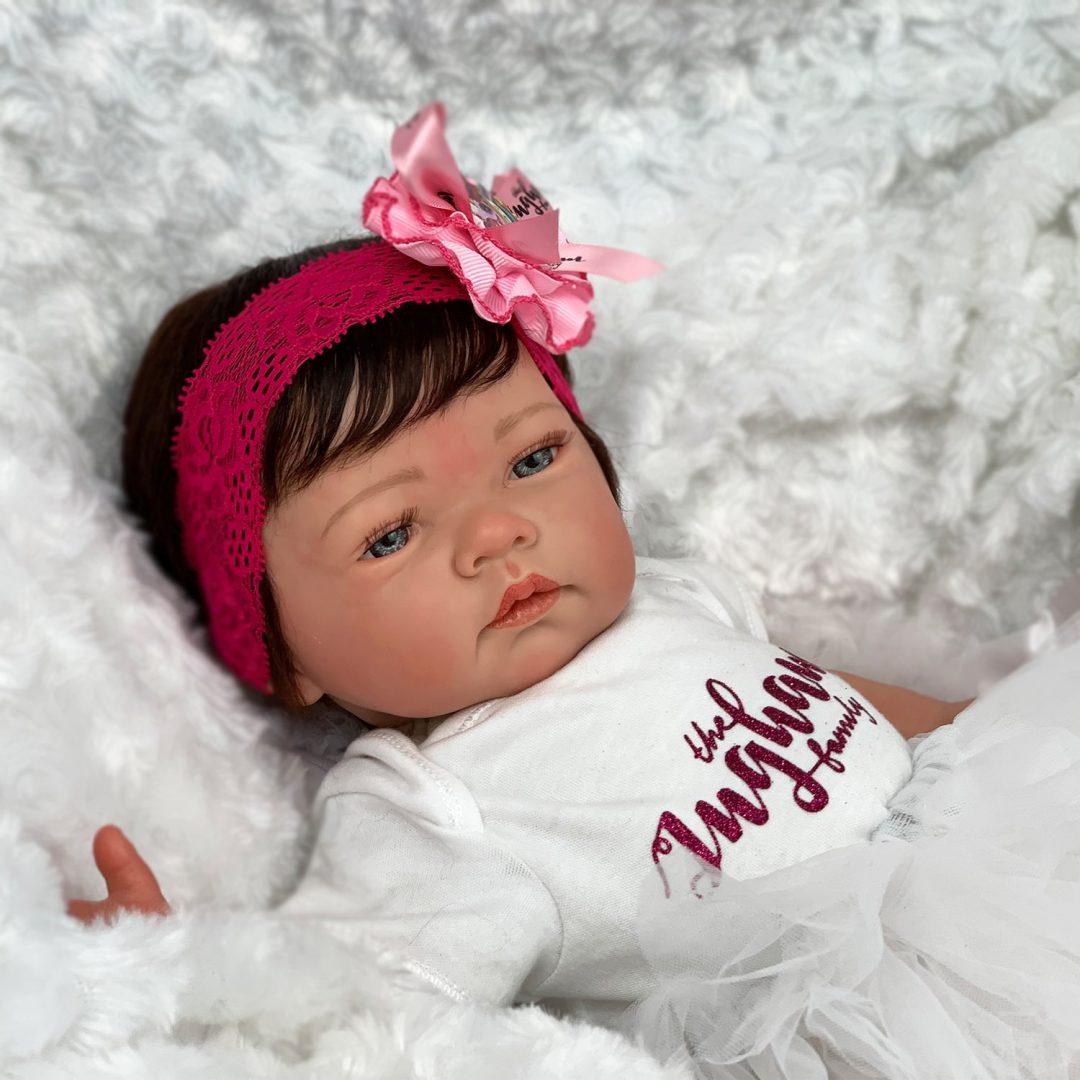Belle Reborn Girl The Ingham Family Mary Shortle