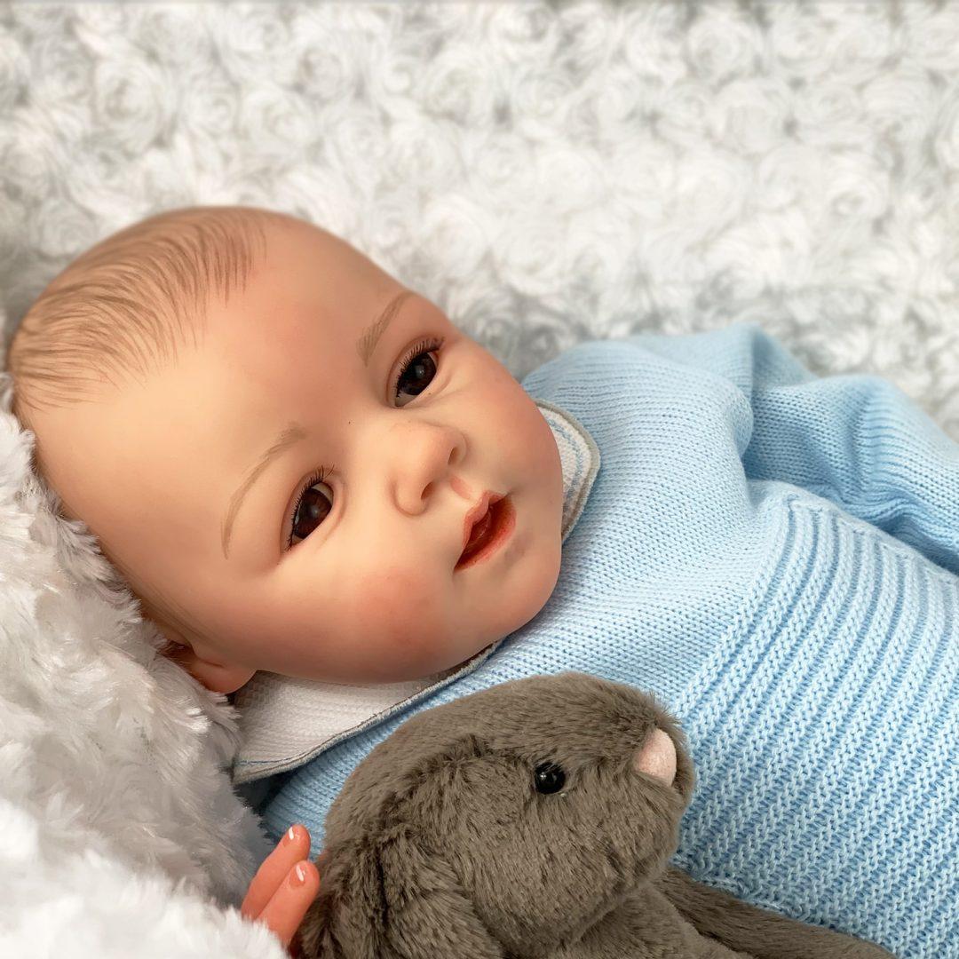 Carl Premier Reborn Boy Mary Shortle