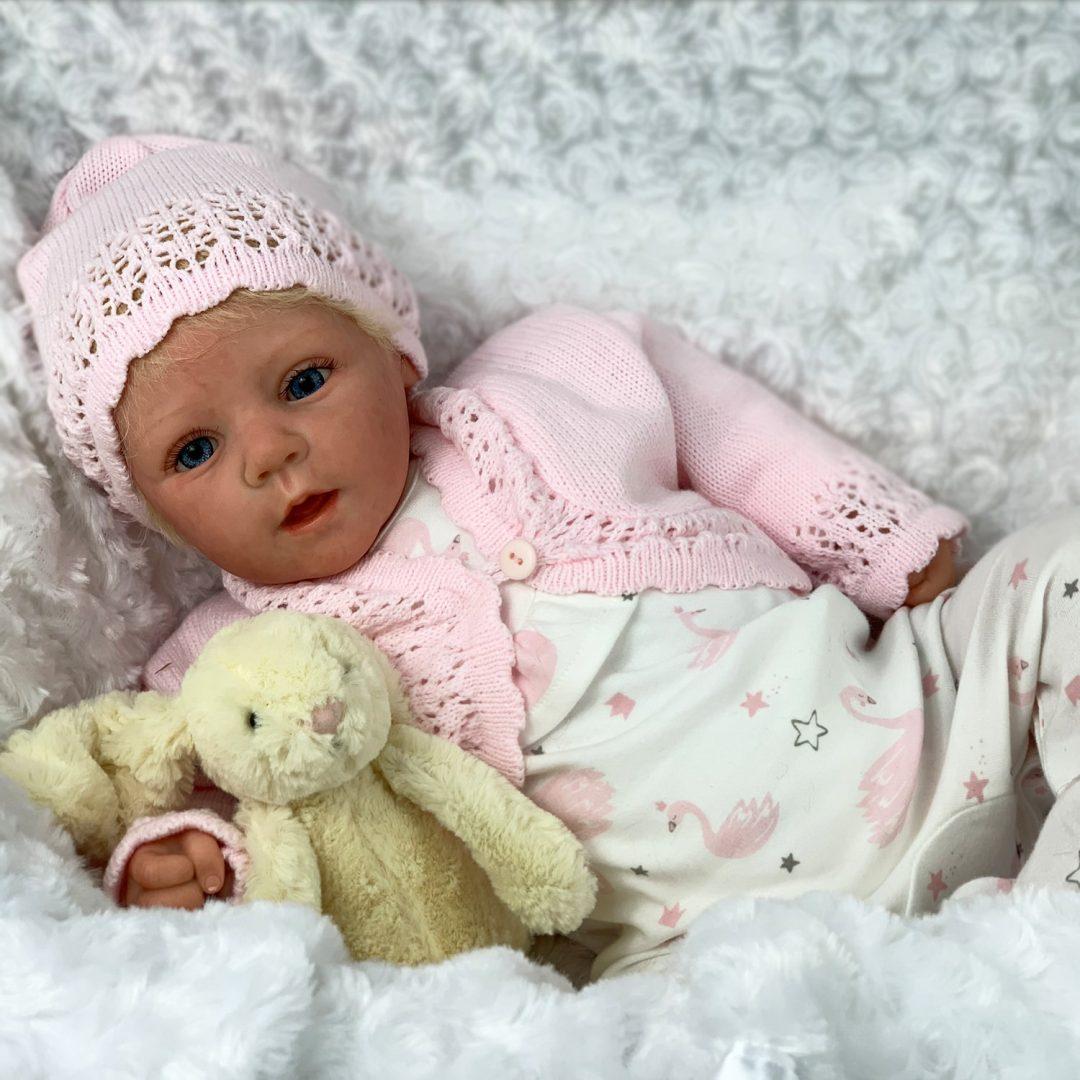 Charlene Reborn Girl Mary Shortle