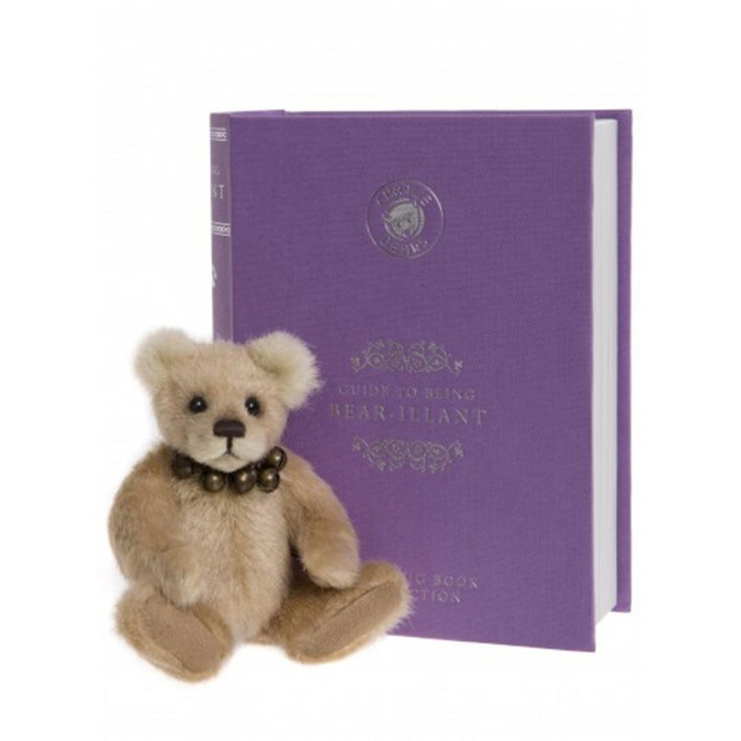 Charlie Bears Bear-illiant Teddy Mary Shortle