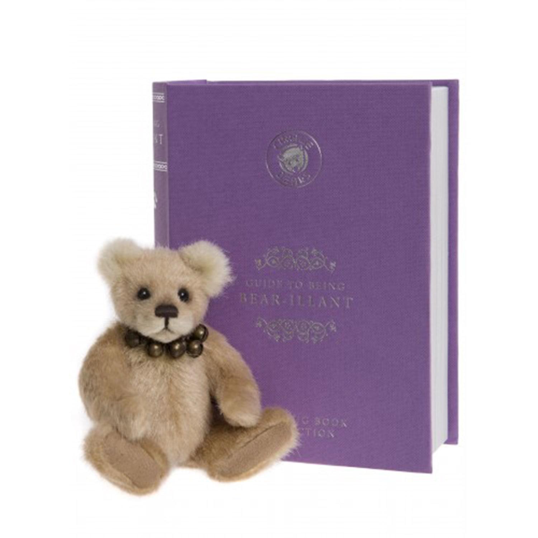 Charlie Bears Bear-illiant Teddy Mary Shortle