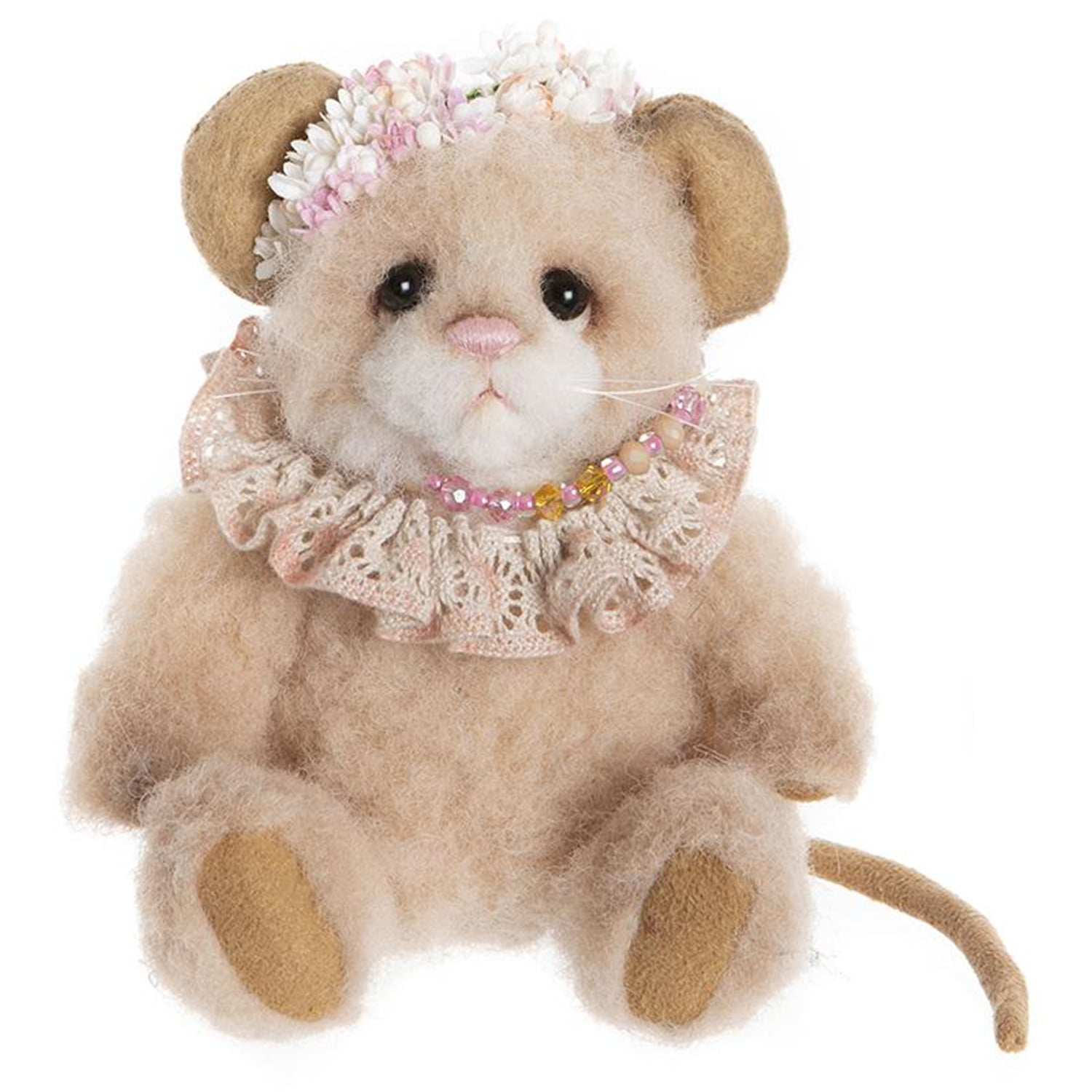Charlie Bears Jasmine Teddy Mary Shortle