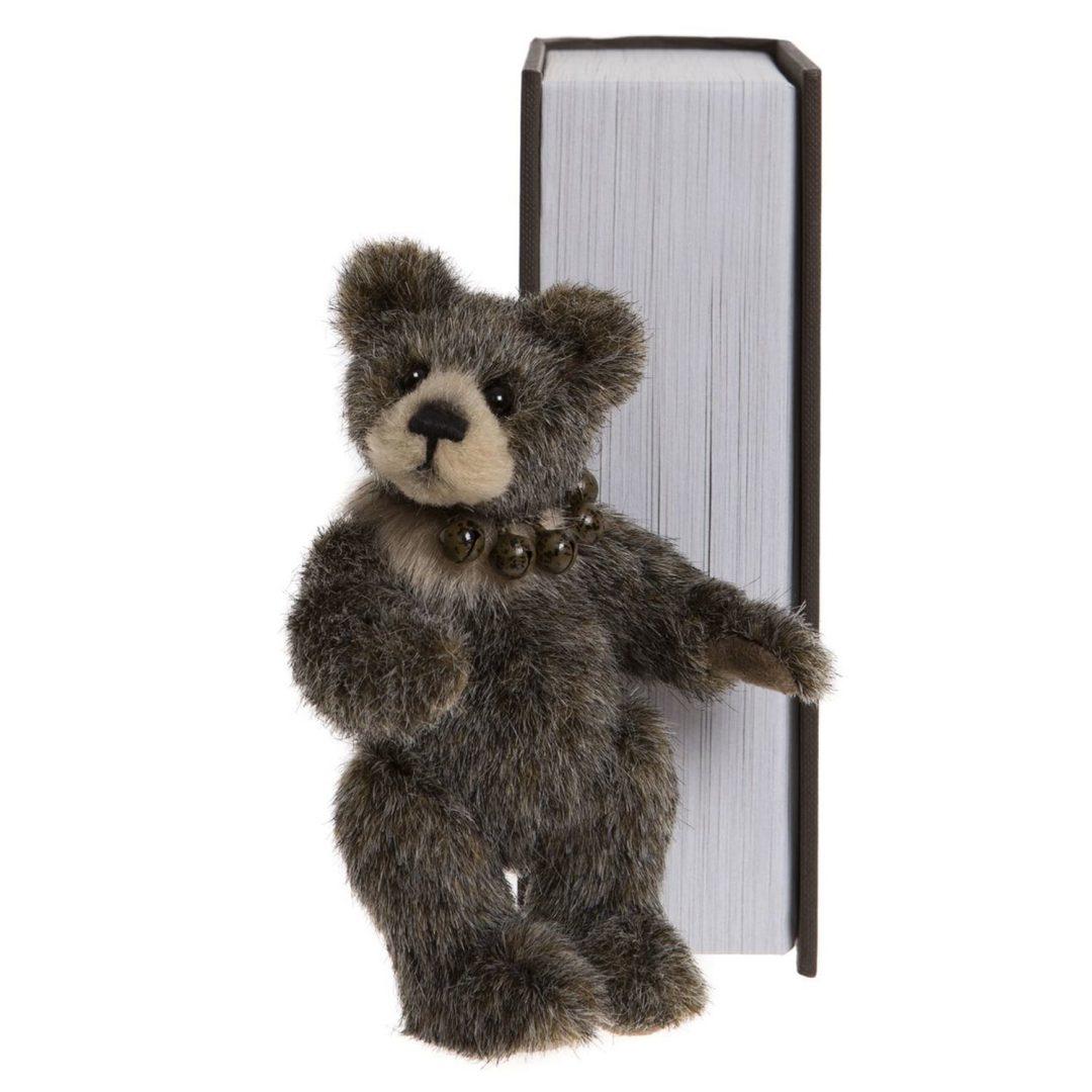 Charlie Bears Sneaky Peek Teddy Mary Shortle
