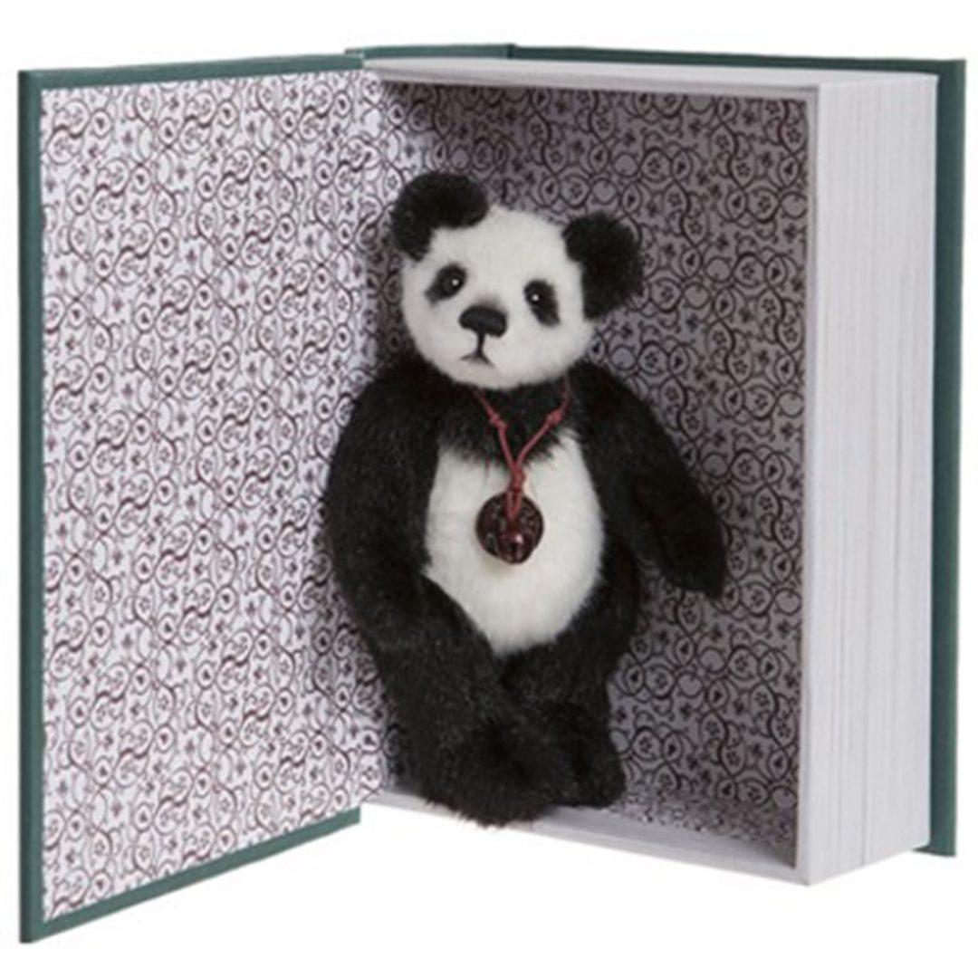 Charlie Bears Snuggleability Teddy Mary Shortle