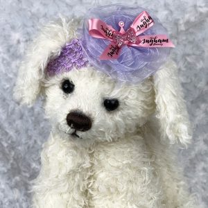 Lilac Princess Headband Prinny The Ingham Family Mary Shortle