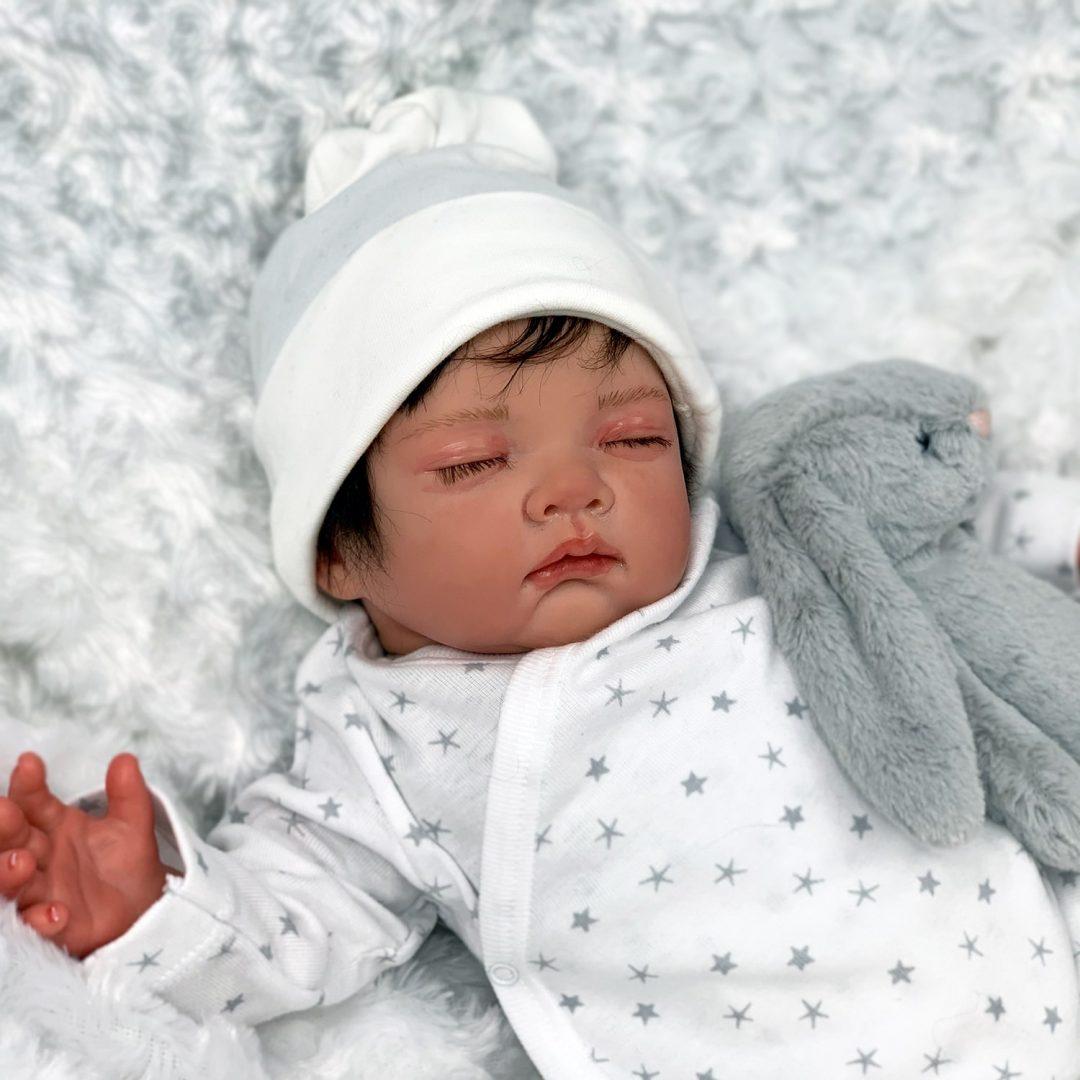 Louis Reborn Boy Mary Shortle