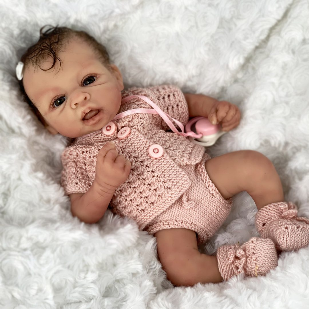Poppy Partial Silicone Doll Mary Shortle