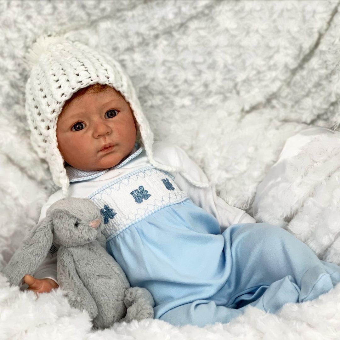 Reuben Reborn Boy Mary Shortle