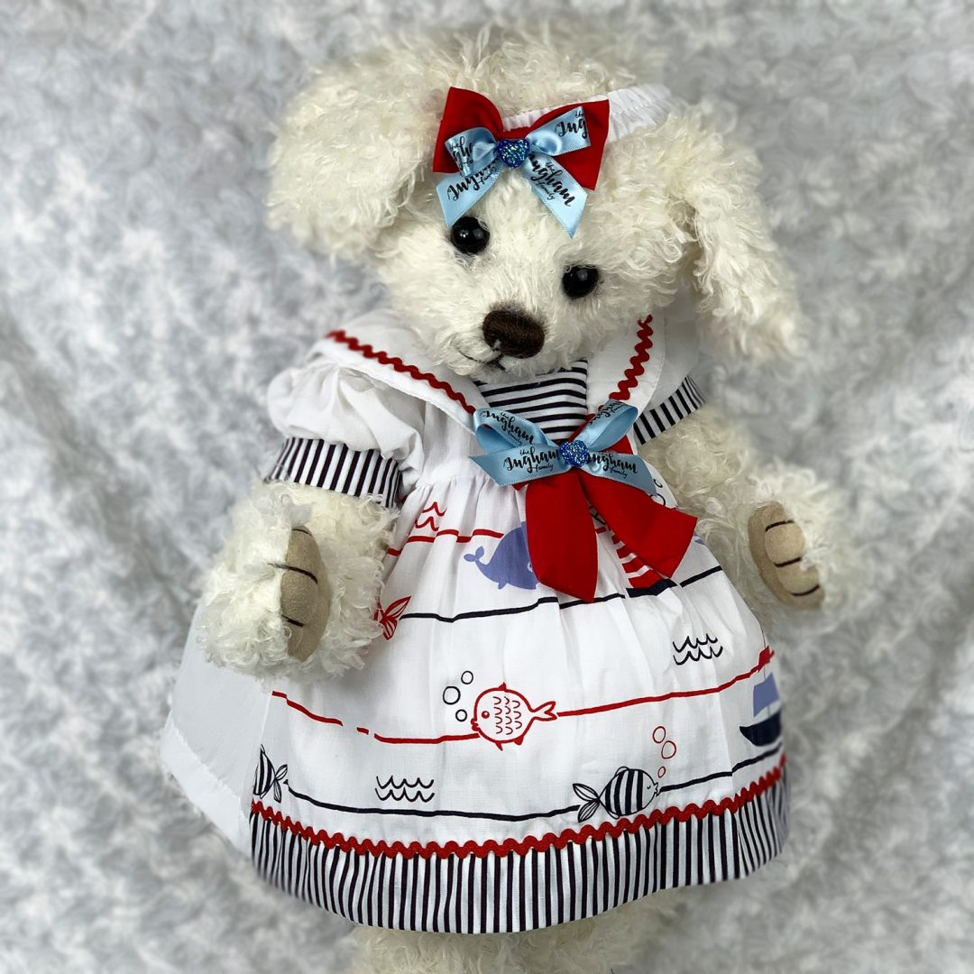 Sweet Sailor Dress Prinny The Ingham Family Mary Shortle